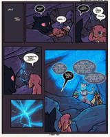 PMD: VF - 452: Cave In by sulfurbunny