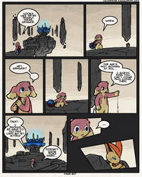 PMD: VF - 657: Not Alone by sulfurbunny