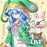 Date A Live-Yoshino