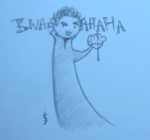 Mine is an Evil Laugh by Elliekin