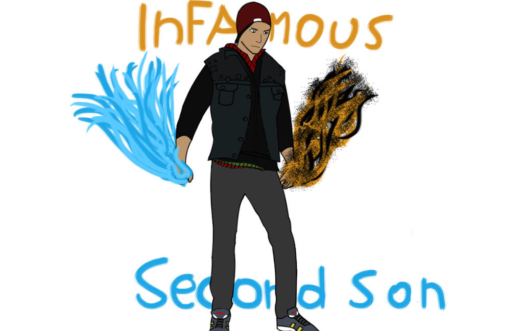inFAMOUS : Second son - Feed the need