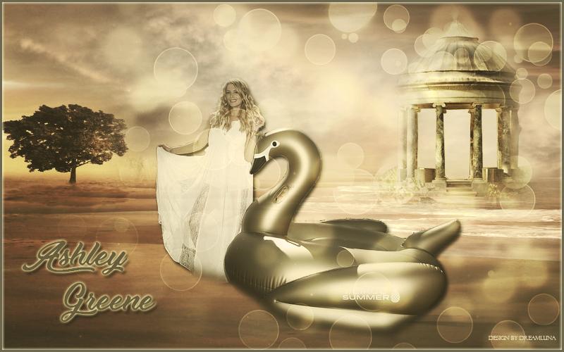 Ashley by DreamLunaGraph