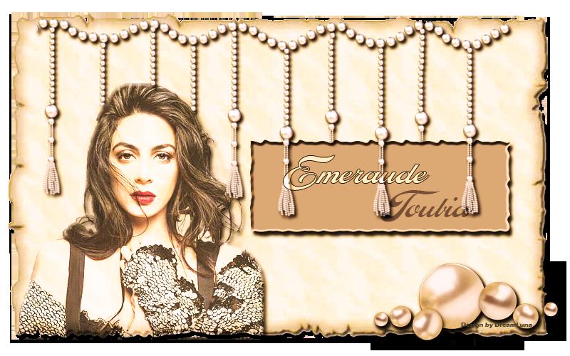 Emeraude by DreamLunaGraph