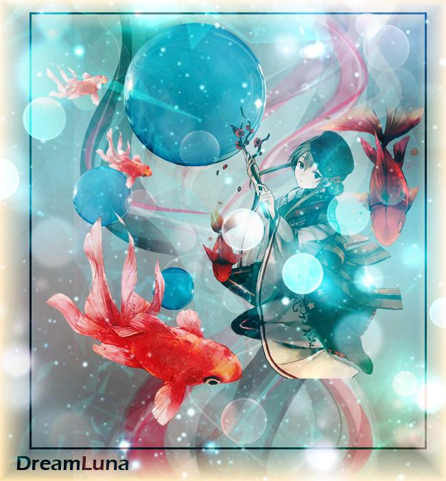 Photomanipulation N8 by DreamLunaGraph