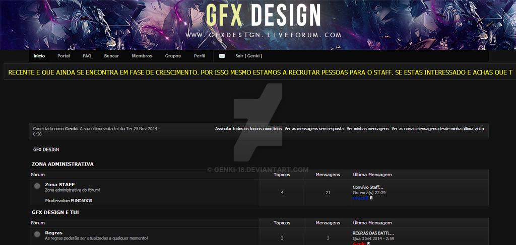 Gfx Forum