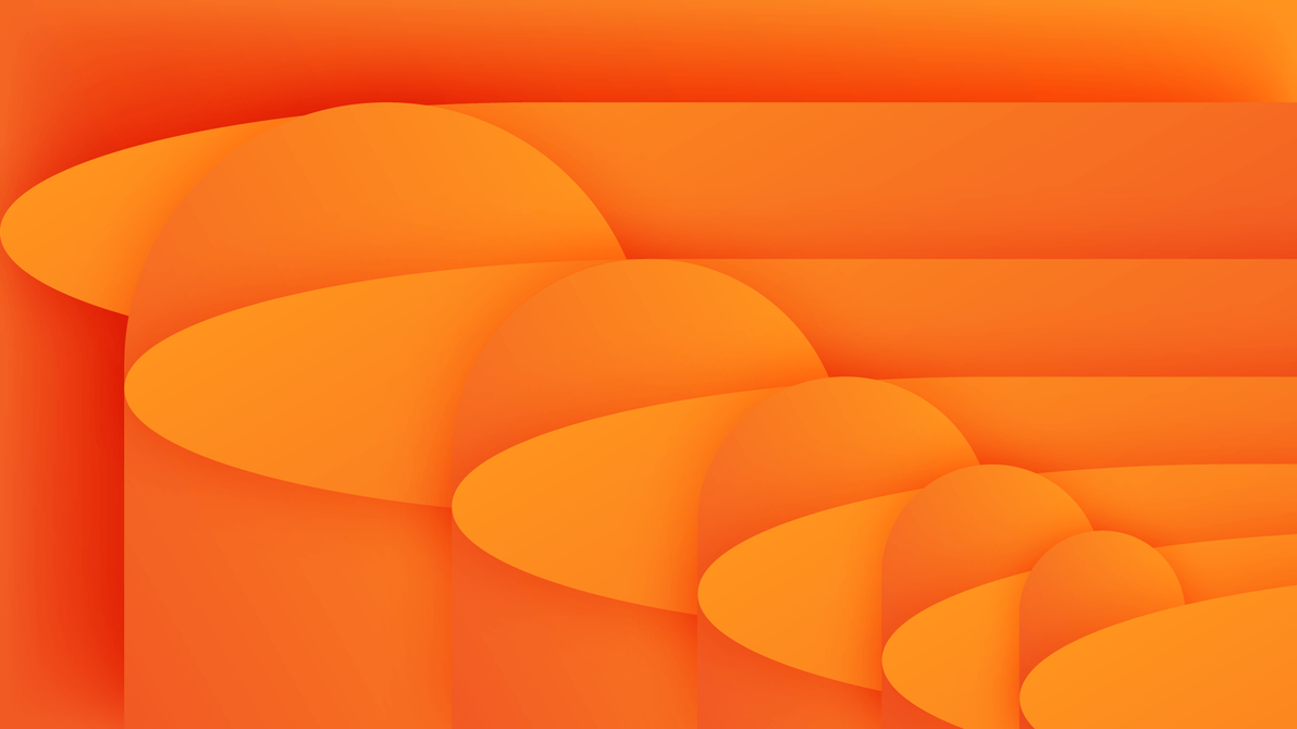Orange layers by Bombardier0