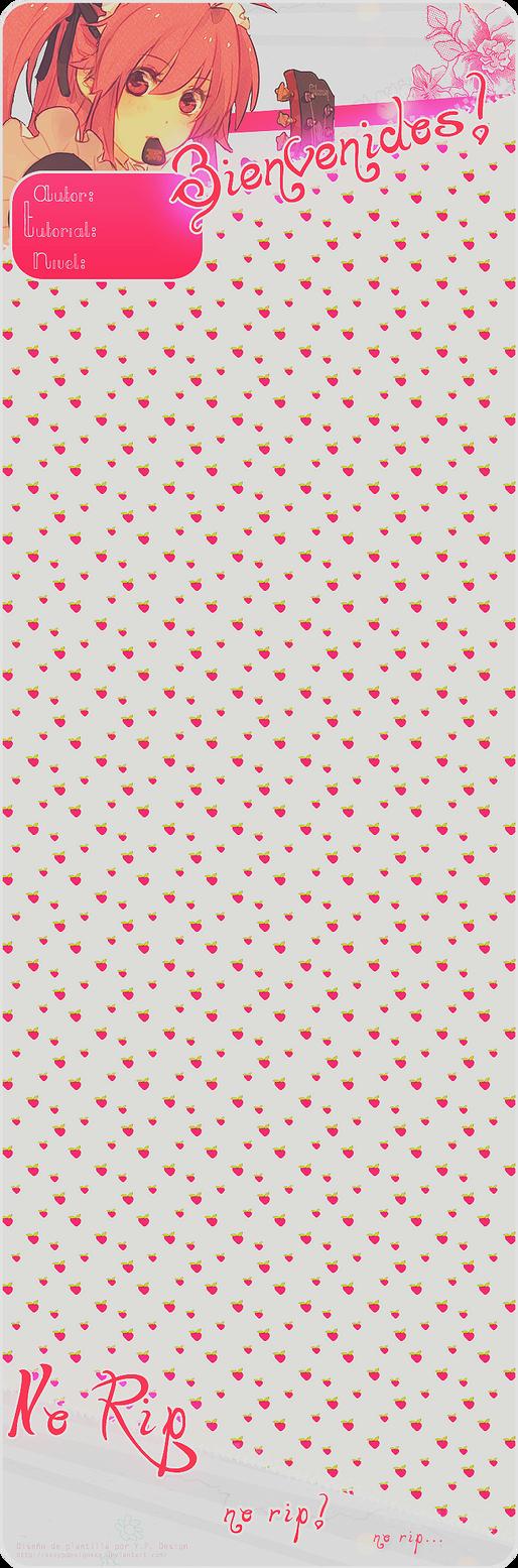 Blossom Nyan -Plantilla- by xxxypdesignxxx