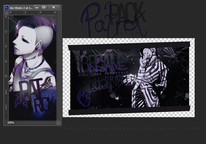 Patrick Pack || TAG by xxxypdesignxxx