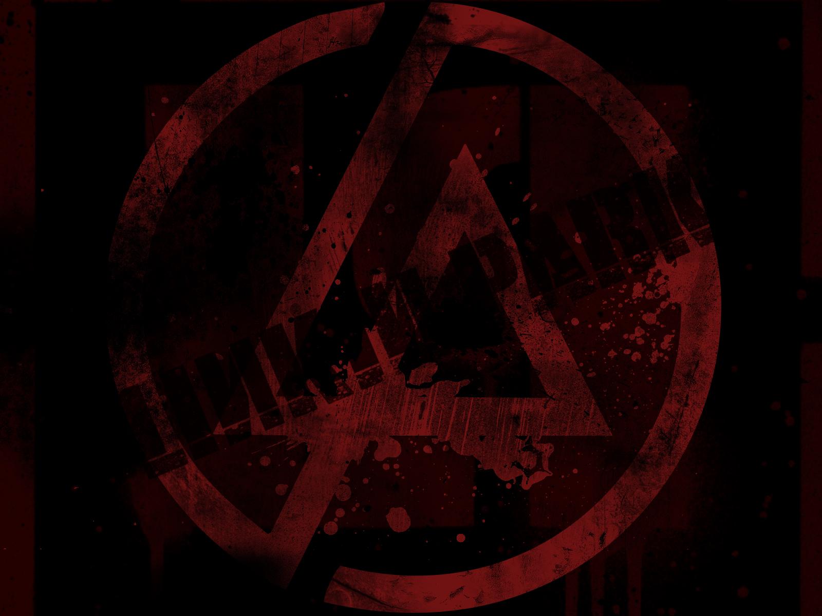 Linkin Park grunge by vallentine