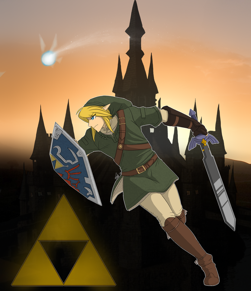 Link by A-Fistful-Of-Kittens