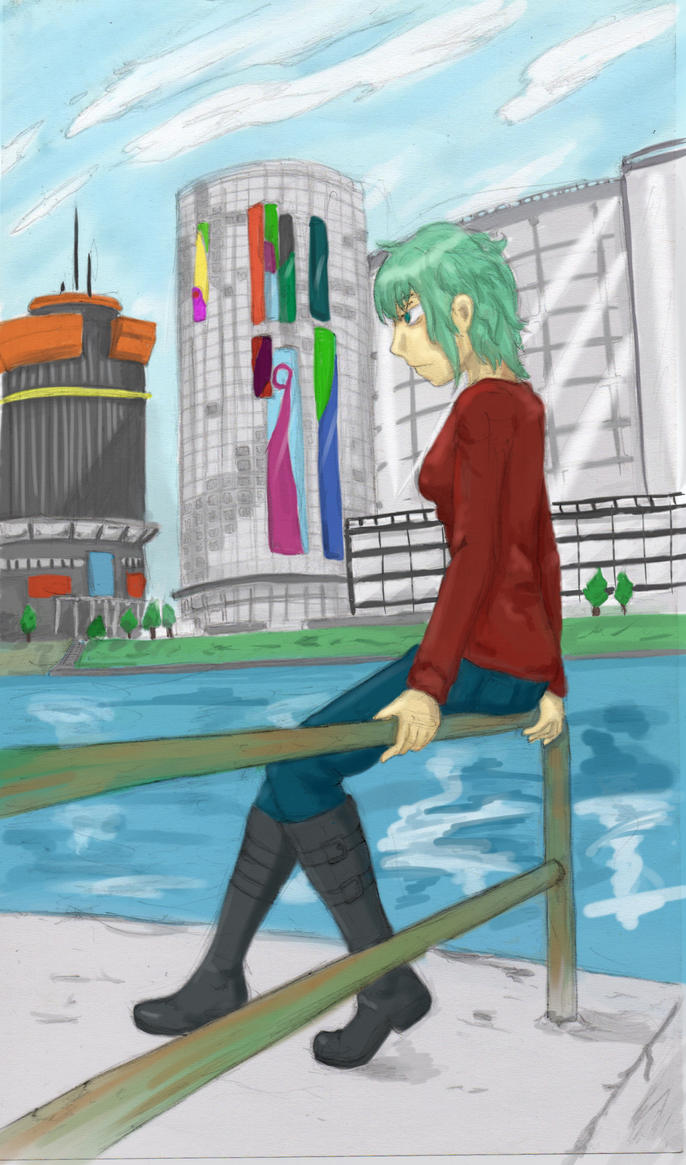 City by A-Fistful-Of-Kittens