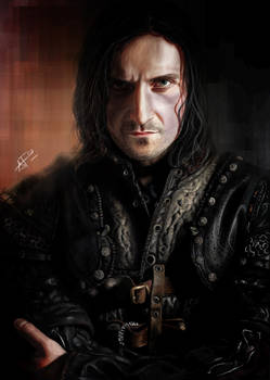Richard  Armitage as Guy of Gisburne