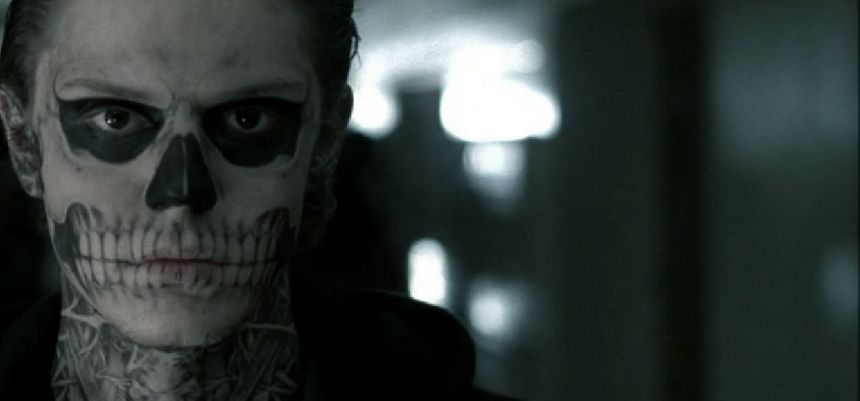 what season tate langdon skeleton