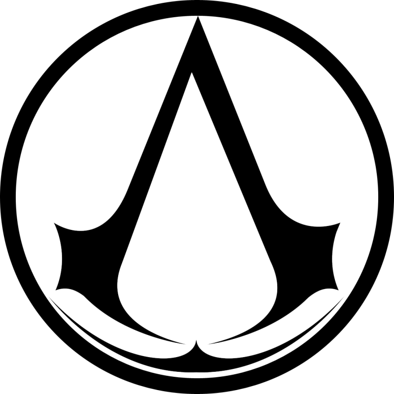 Assassins Creed Logo By Insanitylives666 On Deviantart