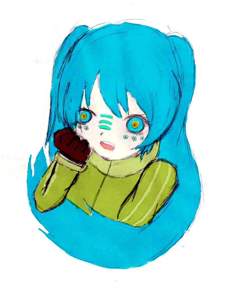 Miku Matryoshka by animehero1
