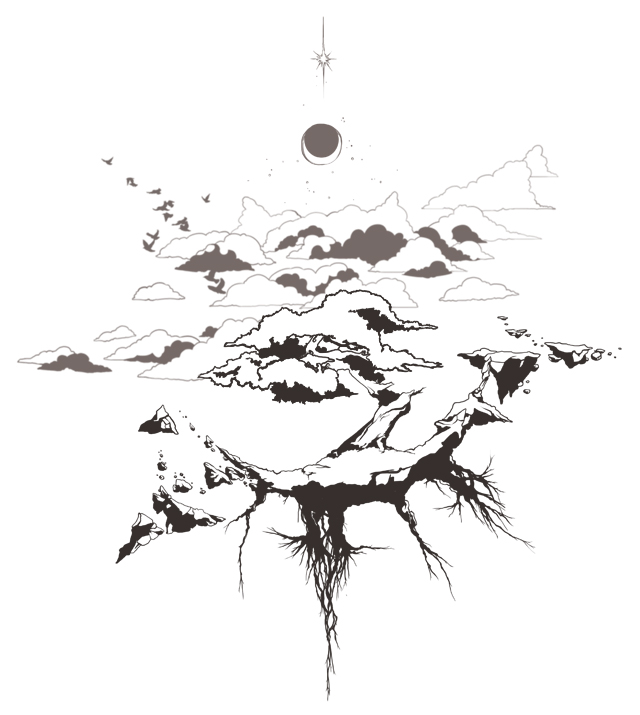 Tattoo Design Bonsai Chaos By Labyrinth Keeper On Deviantart