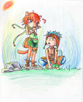 FE - Lethe and Ranulf