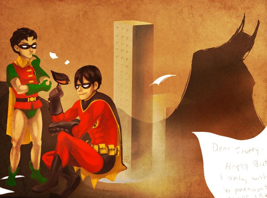 Snotty: Robins