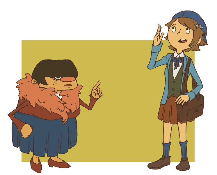 Lashenboa and Chloe by sadnobody