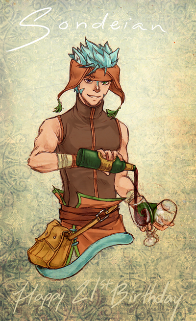 Ranulf by sadnobody