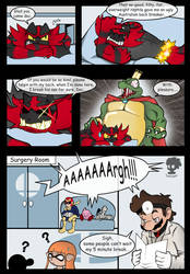 Too Krool for a Back-Break by SahyrMangaka