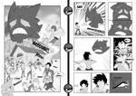 Pokemon blue origins page 29-30 by SahyrMangaka