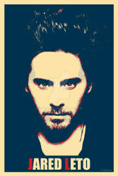 Jared Leto - Thirty Seconds To Mars by NikiCole79