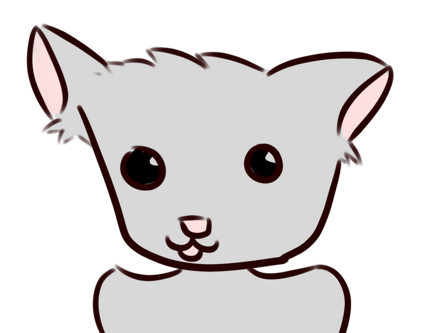 Demon Cat by Browniex