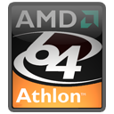 AMD Athlon 64 Icon by scopeXS