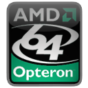 AMD Opteron 64 icon by scopeXS