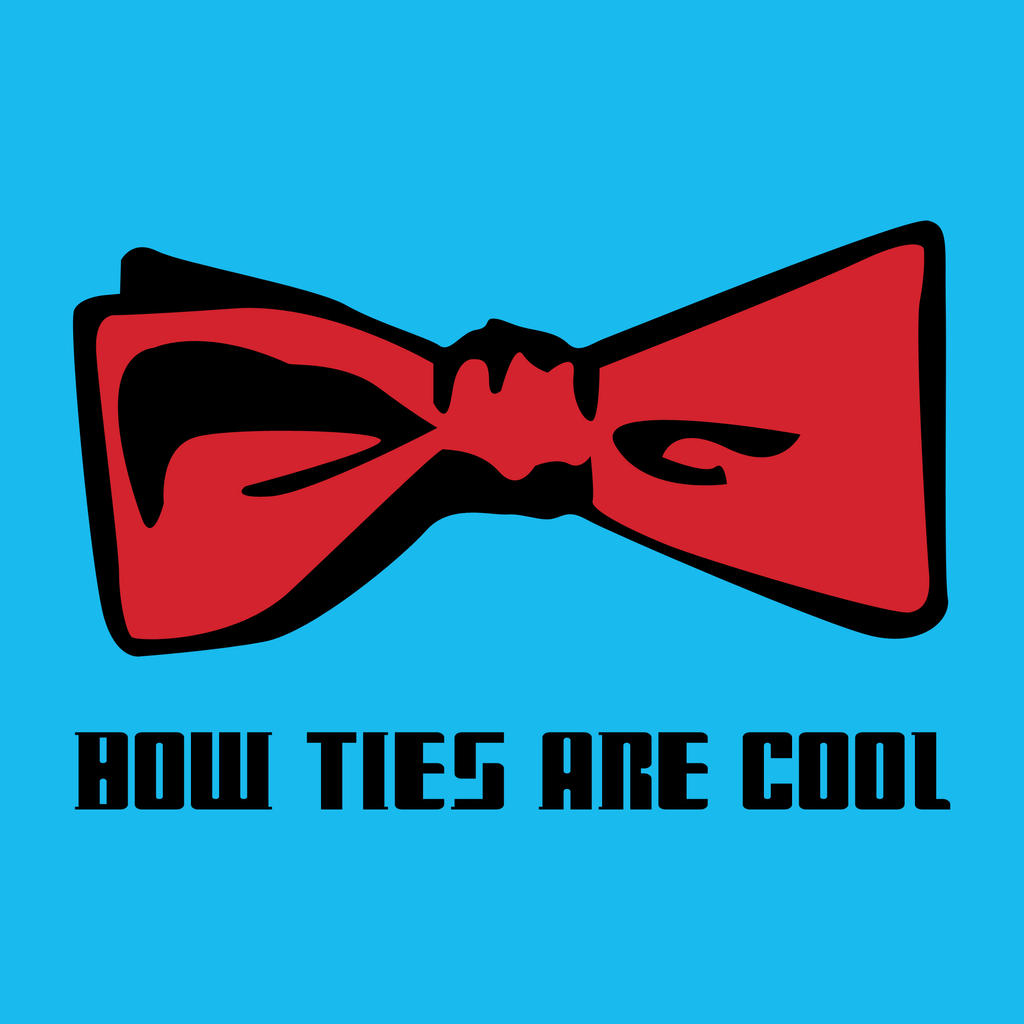 bow ties are cool by css101 on deviantart