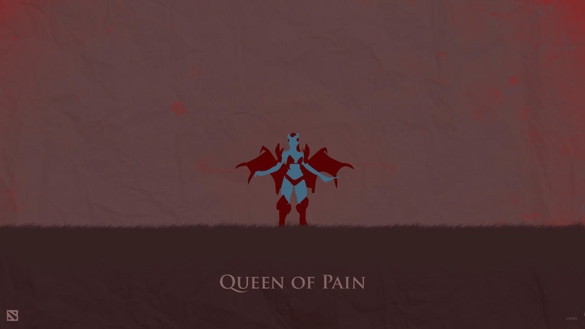 Queen of Pain Dota 2 Wallpaper by css101 on DeviantArt