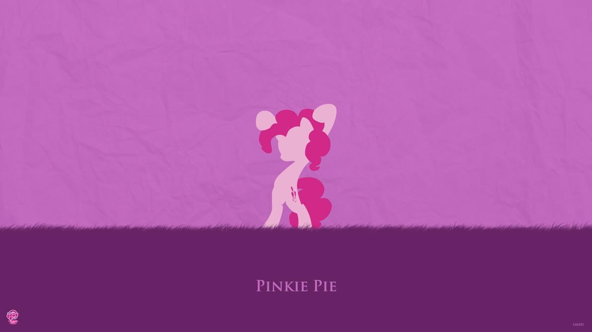 Pinkie Pie My Little Pony Wallpaper By Css101