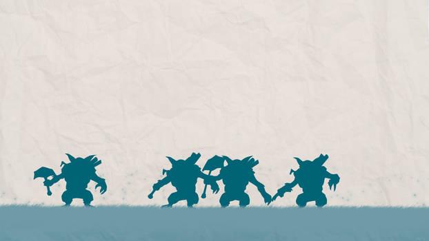 Meepo Dota 2 Wallpaper Clean