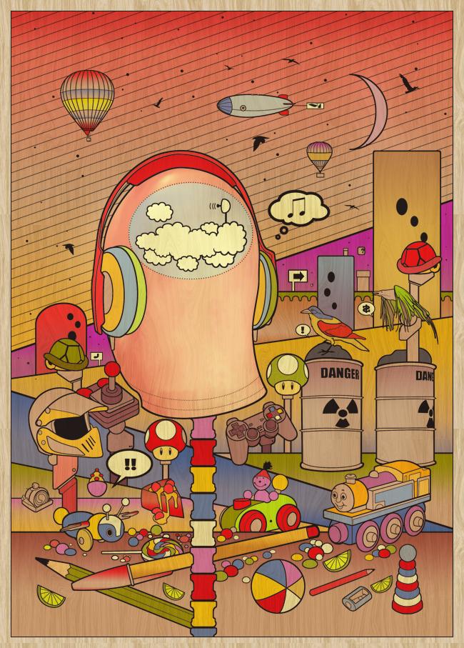 Children tales by Jinberdeem01