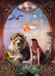 Leo V2 by azurylipfe
