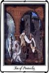Tarot- Ten of Pentacles