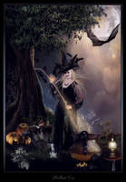 On hallow's Eve vs2 by azurylipfe