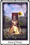 Tarot- Queen of Wands