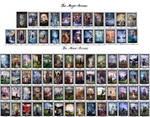 All Card : Mystic Dream Tarot
