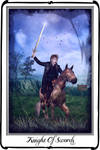 Tarot- Knight of Swords