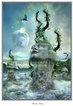 Atlantis is Rising by azurylipfe