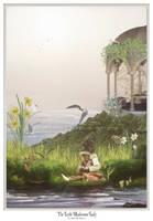 The little Mushroom Lady by azurylipfe