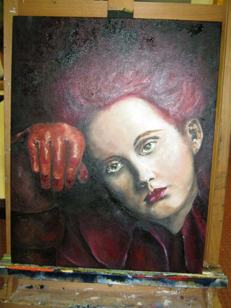 Deborah by azurylipfe