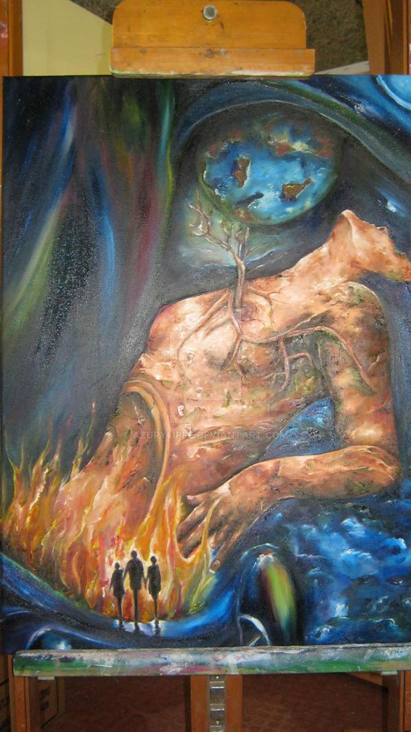 Rebirth by azurylipfe