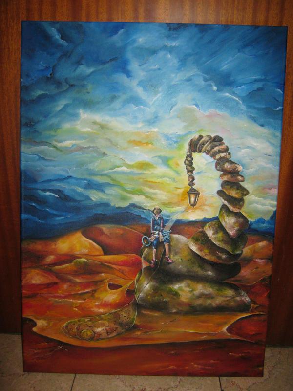 Curse of time by azurylipfe