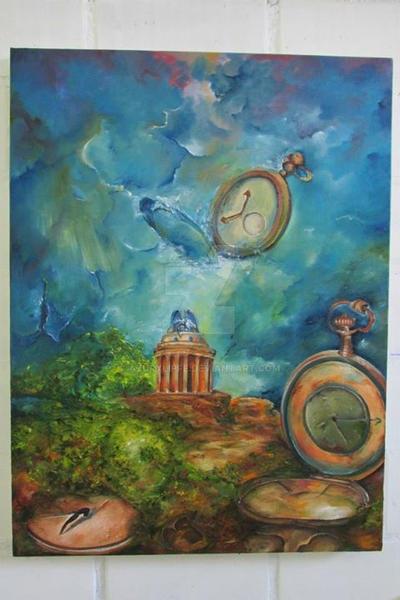 H.azurylipfeD- time goes on and one -2014 by azurylipfe