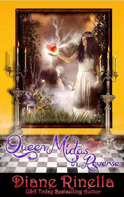 Queen Midas In Reverse by azurylipfe
