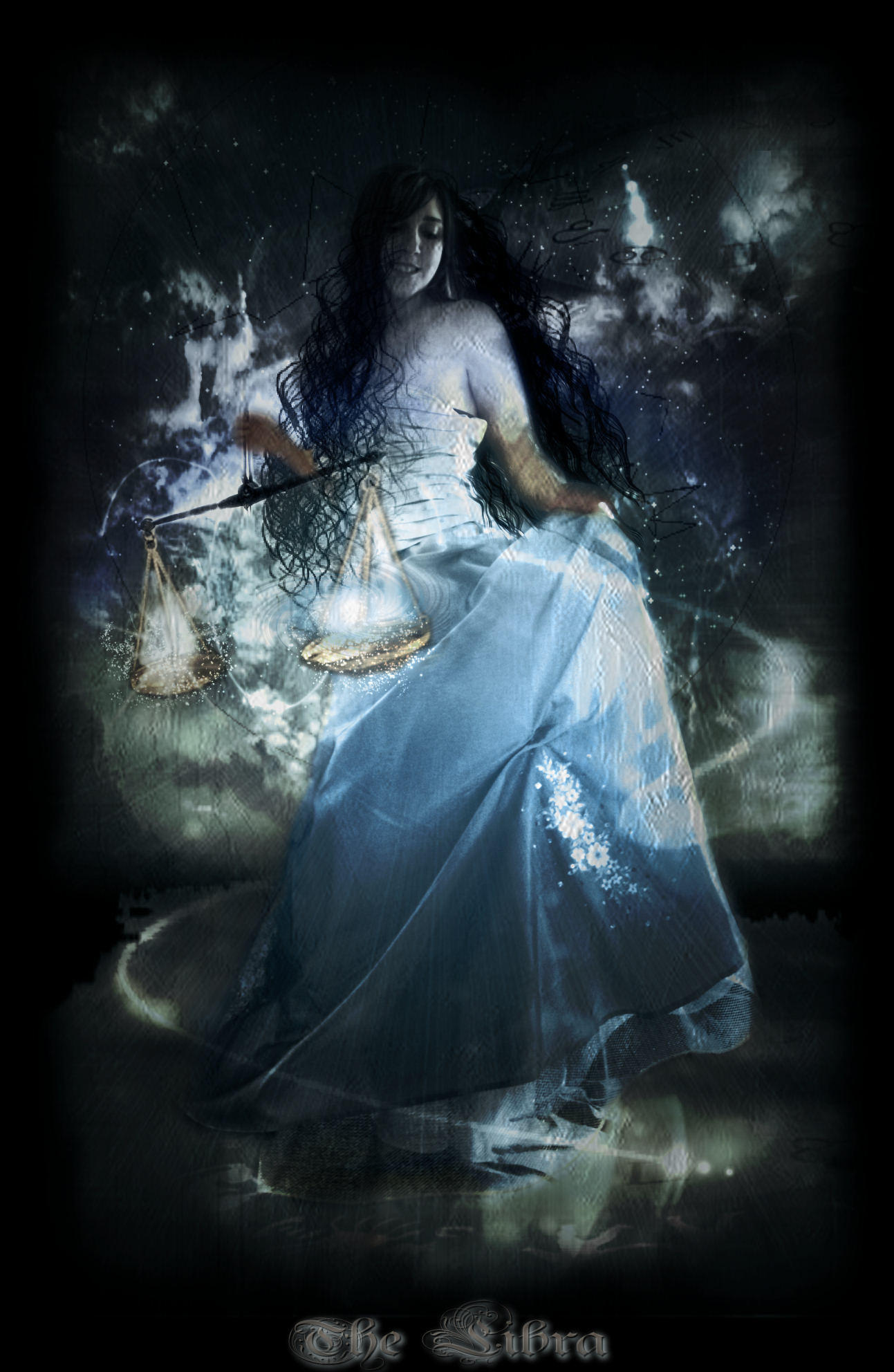 The libra by azurylipfe