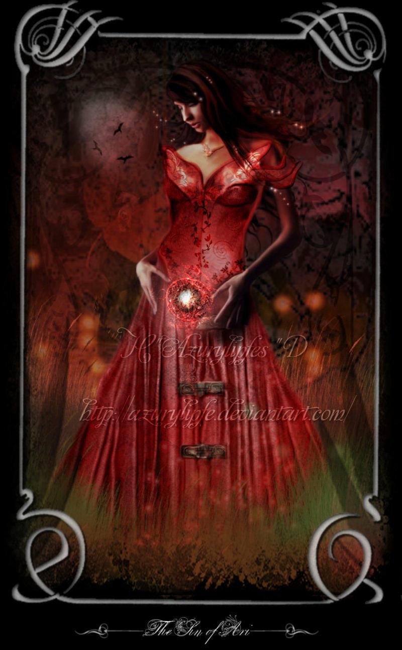 the sin of Ari by azurylipfe